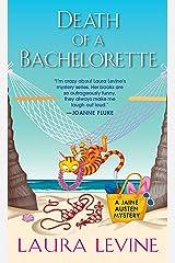 Death of a Bachelorette (A Jaine Austen Mystery Book 15) Kindle Edition