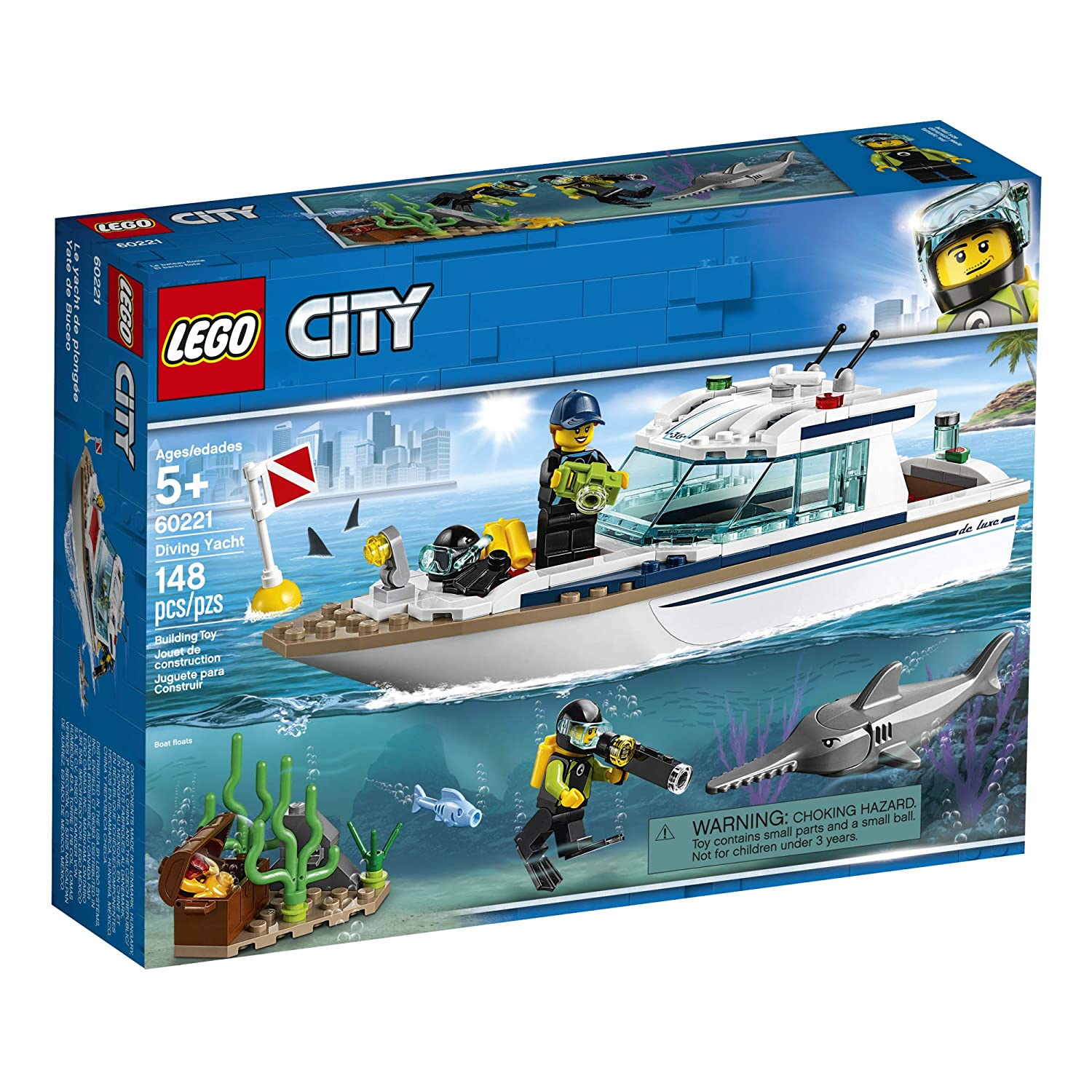 Top 9 Best LEGO Boat Sets Reviews in 2020 9