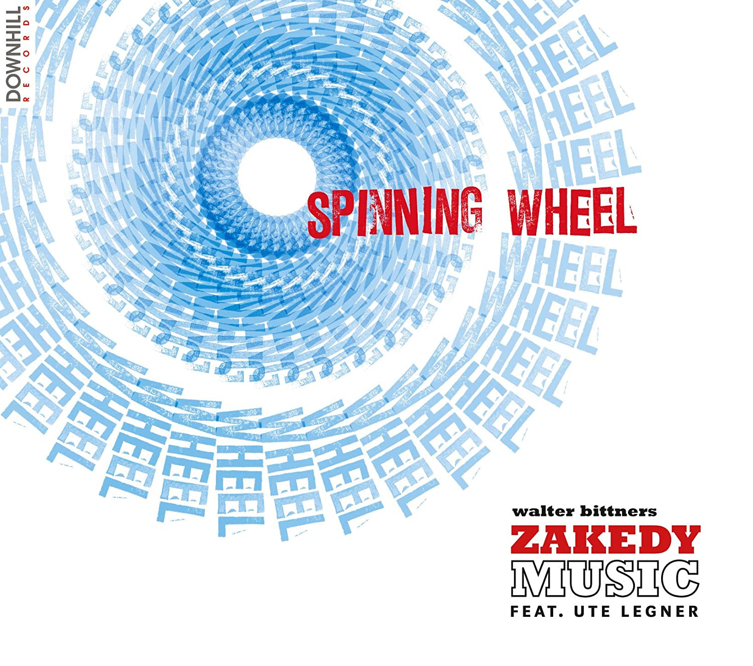 Spinning Wheel: Walter Bittners Zakedy Music, Ute Legner: Amazon ...