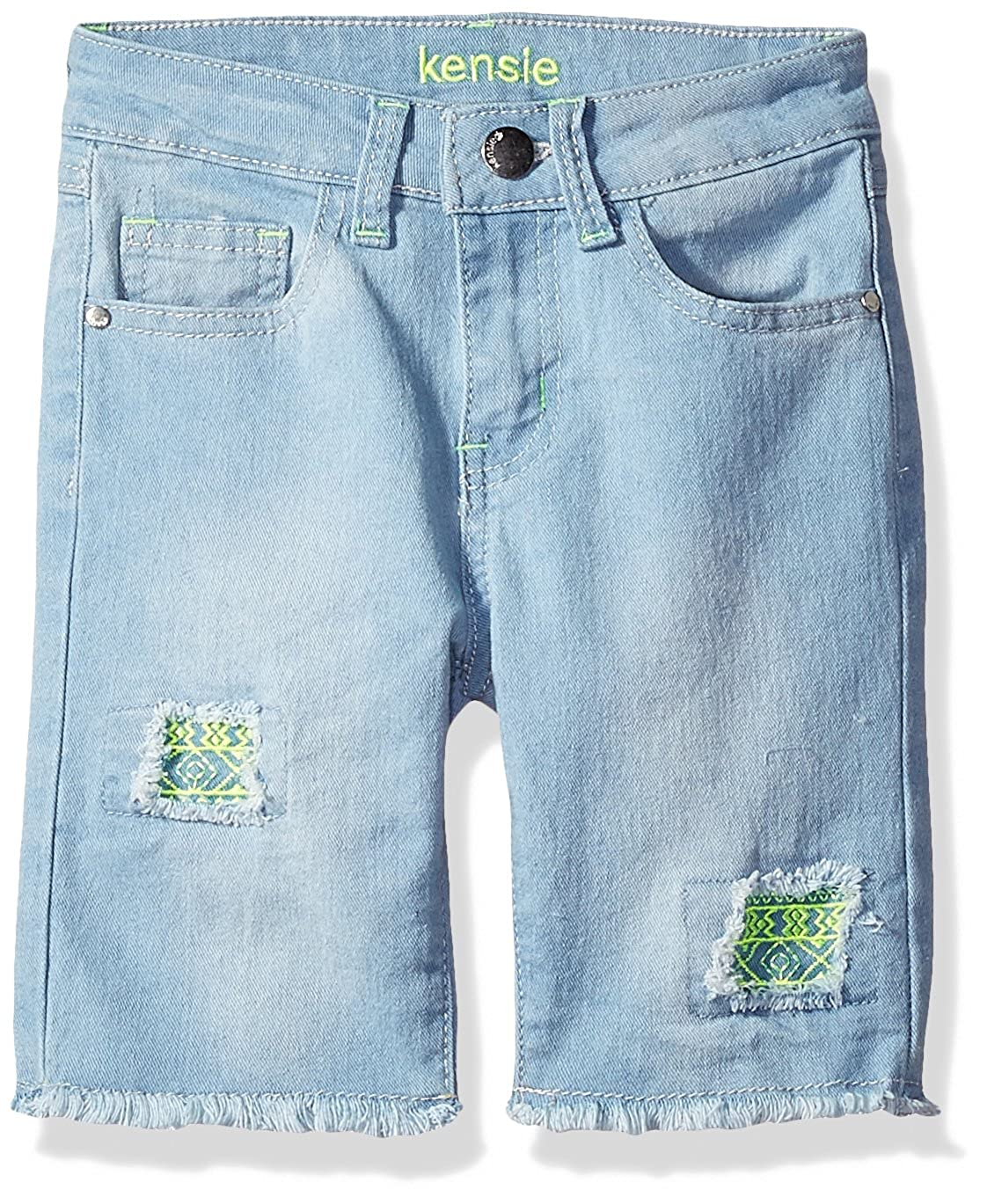 kensie SHORTS ガールズ B01N7HJAUG 16|2943-light Blue Denim 2943-light Blue Denim 16