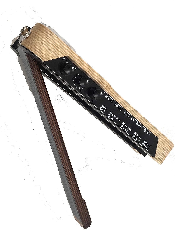 Eléctrica Hart eu-one madera multi-synthesizer instrumentos ...