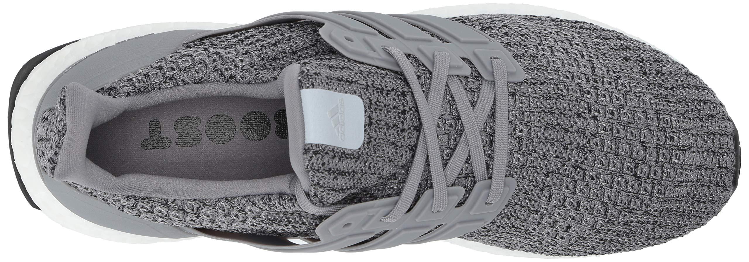 adidas Men's Ultraboost, Grey/Black, 4 M US by adidas (Image #8)
