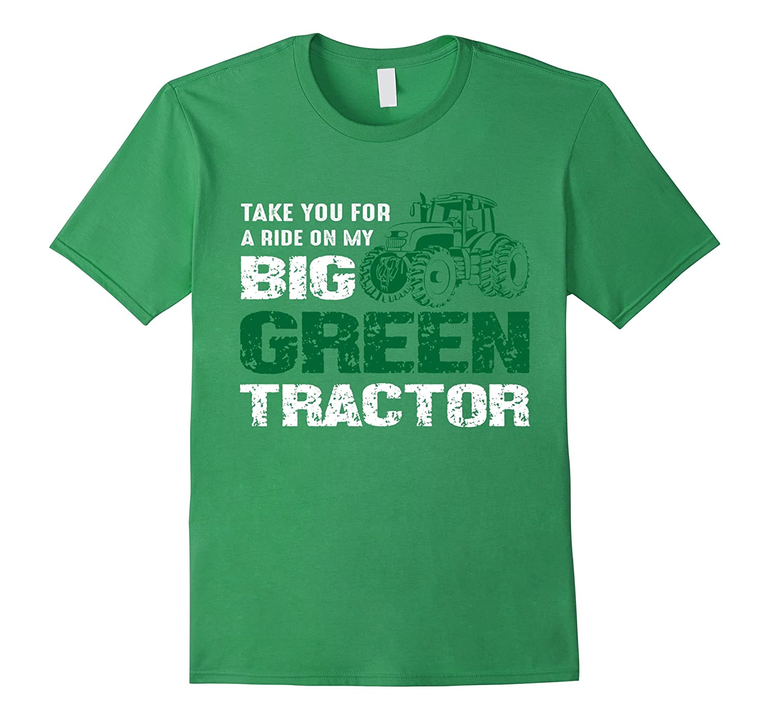Farmer Take You For A Ride On My Big Green Tractor Tj Theteejob