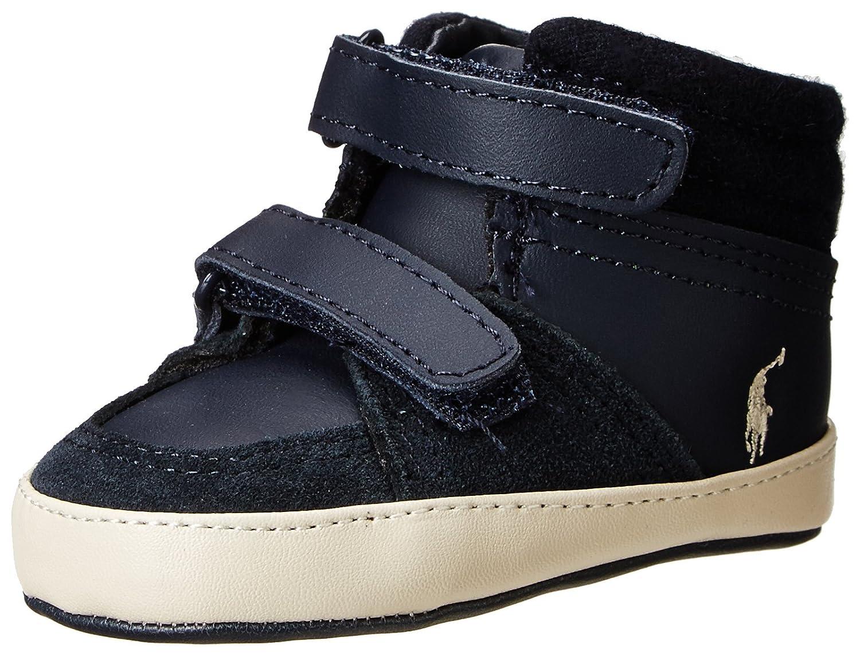 Ralph Lauren Layette Talcott High EZ Crib Shoe Infant//Toddler