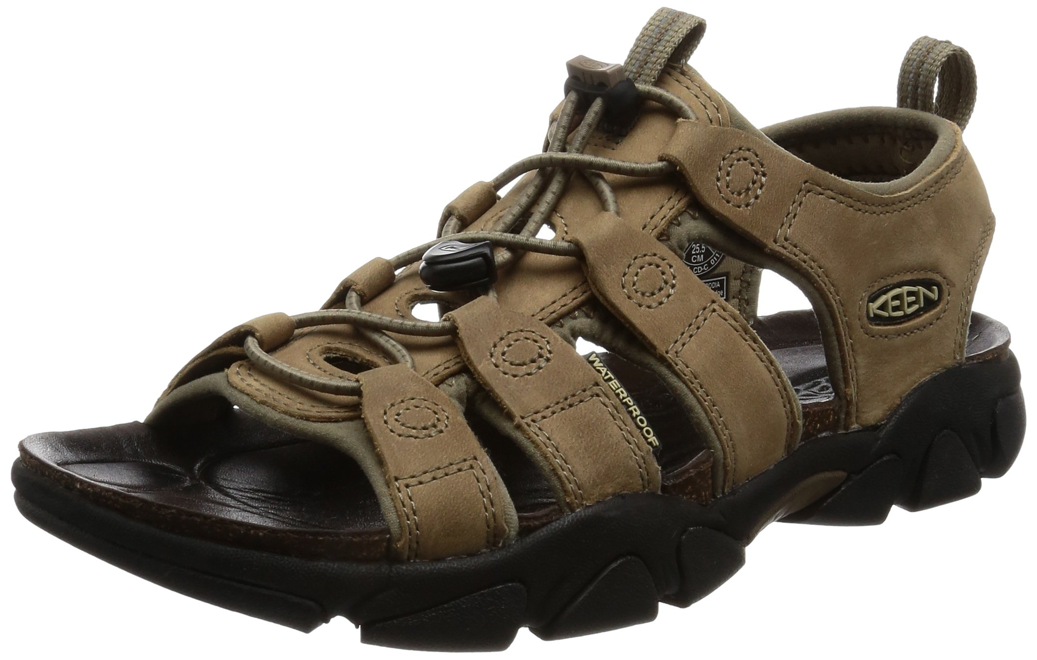 KEEN Men's Daytona Sandal,Timberwolf,11 M US