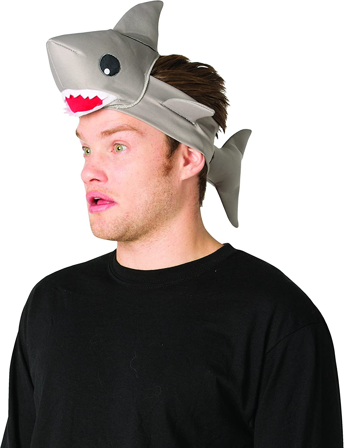 Adult Shark Headband