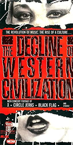 The Decline of Western Civilization [VHS]: Amazon.es: Lee ...