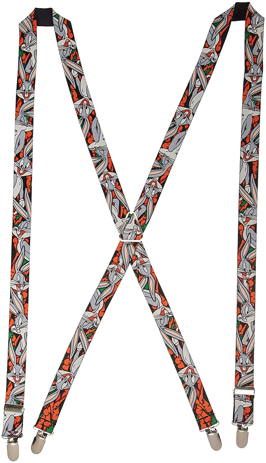 One Size Buckle-Down Mens Suspender-Bugs Bunny