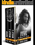 Skulls MC: Wolf 1, Wolf 2, Bruf (Ultimate MC Collection Book 5)