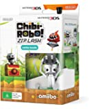 Chibi-Robo!: Zip lash with amiibo