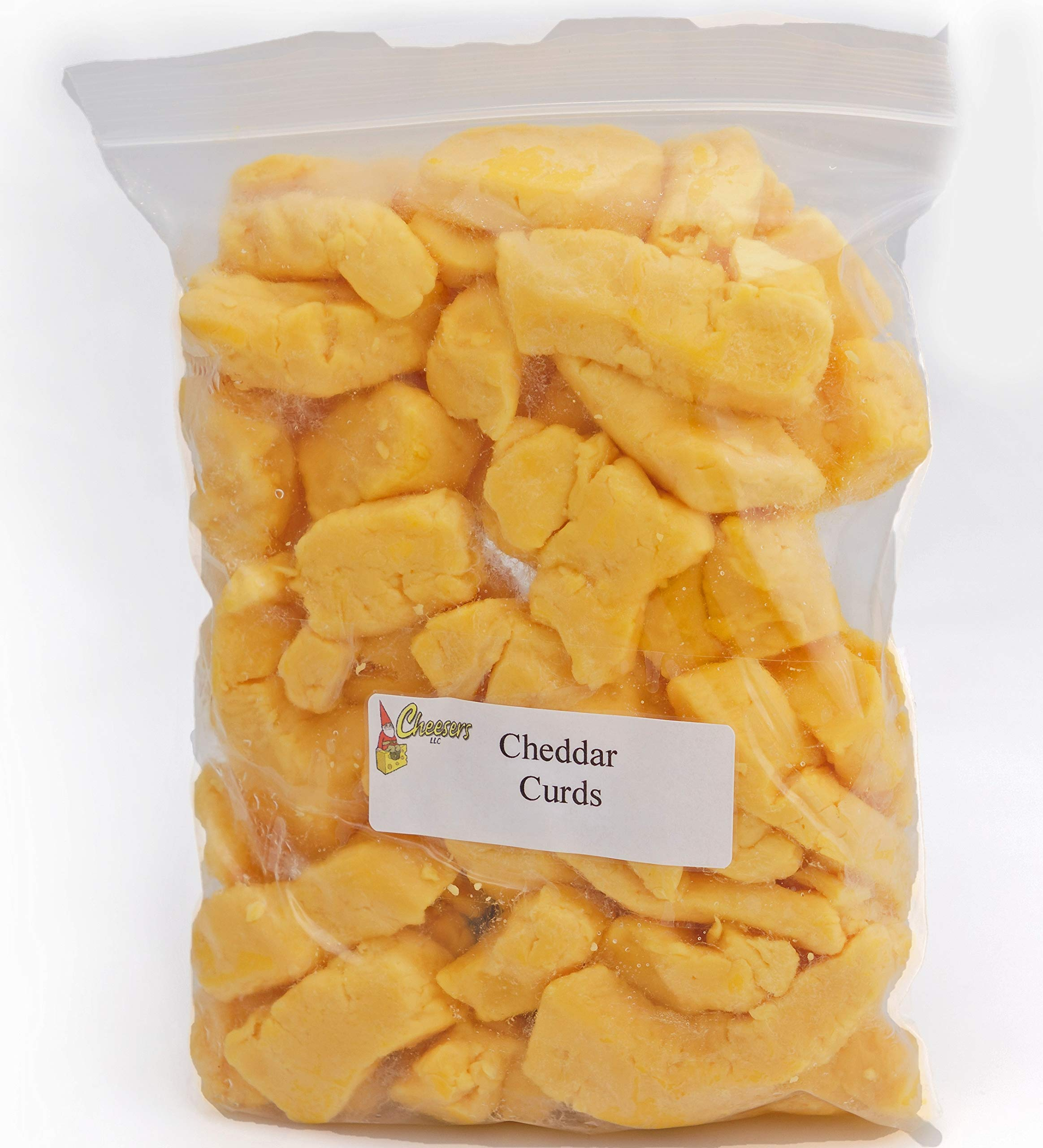 Cheddar Cheese Curds 1 LB (2 Pack)