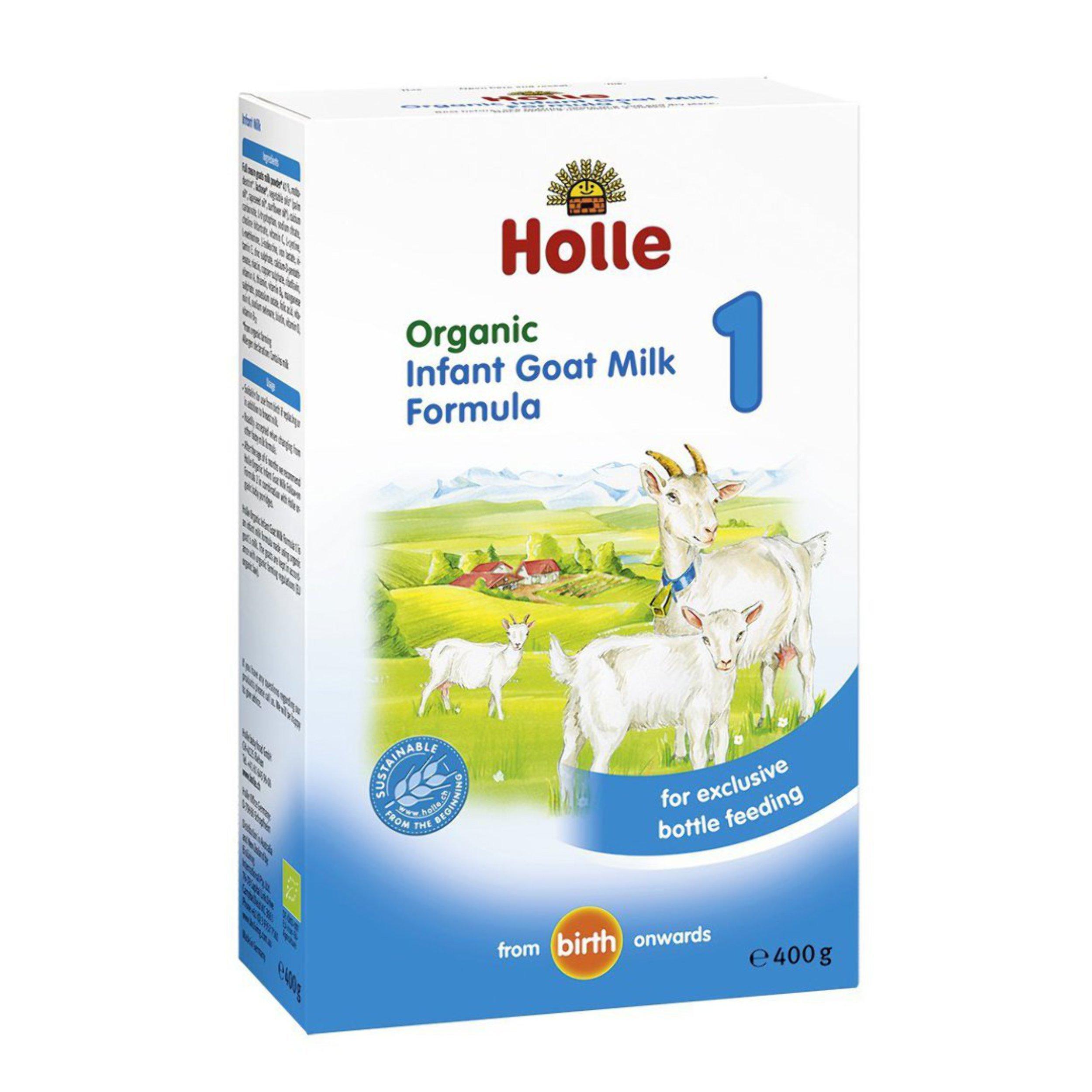 Holle Organic Goat Milk Formula 1 400g