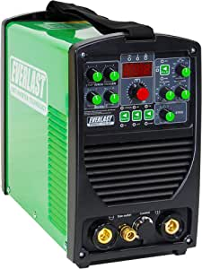 2019 Everlast Power ITig 201 DC STICK TIG welder 110v/220v dual voltage