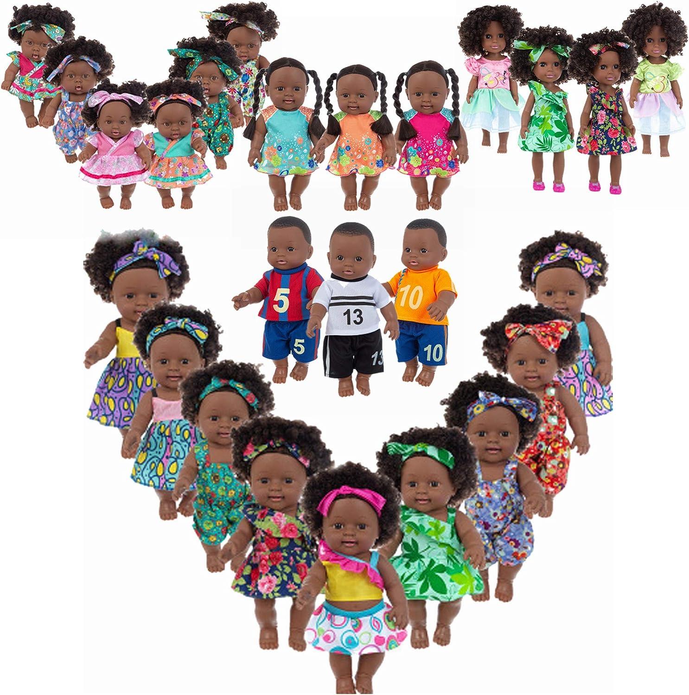 Uamaze Cute Toy Dolls Toy 9.84/11.81/13.78 inch WAS £13.98-£23.98 NOW £6.99-£11.99 w/code NJLIE7UV @ Amazon