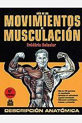 Guia de los Movimientos de Musculacion (Spanish Edition) Kindle Edition