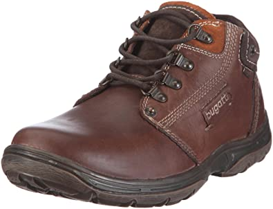 half off ea91c 31549 Bugatti Ginger Tex Pull Up Boots Men'S brown Braun ...