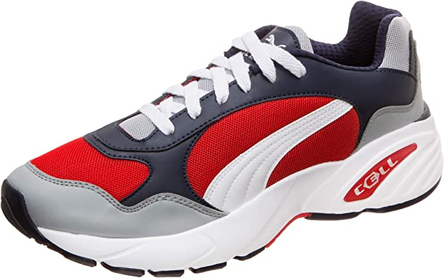 Puma Cell Viper, Zapatillas de Running para Hombre, Azul (Surf The Web White 09), 47 EU: Amazon.es: Zapatos y complementos