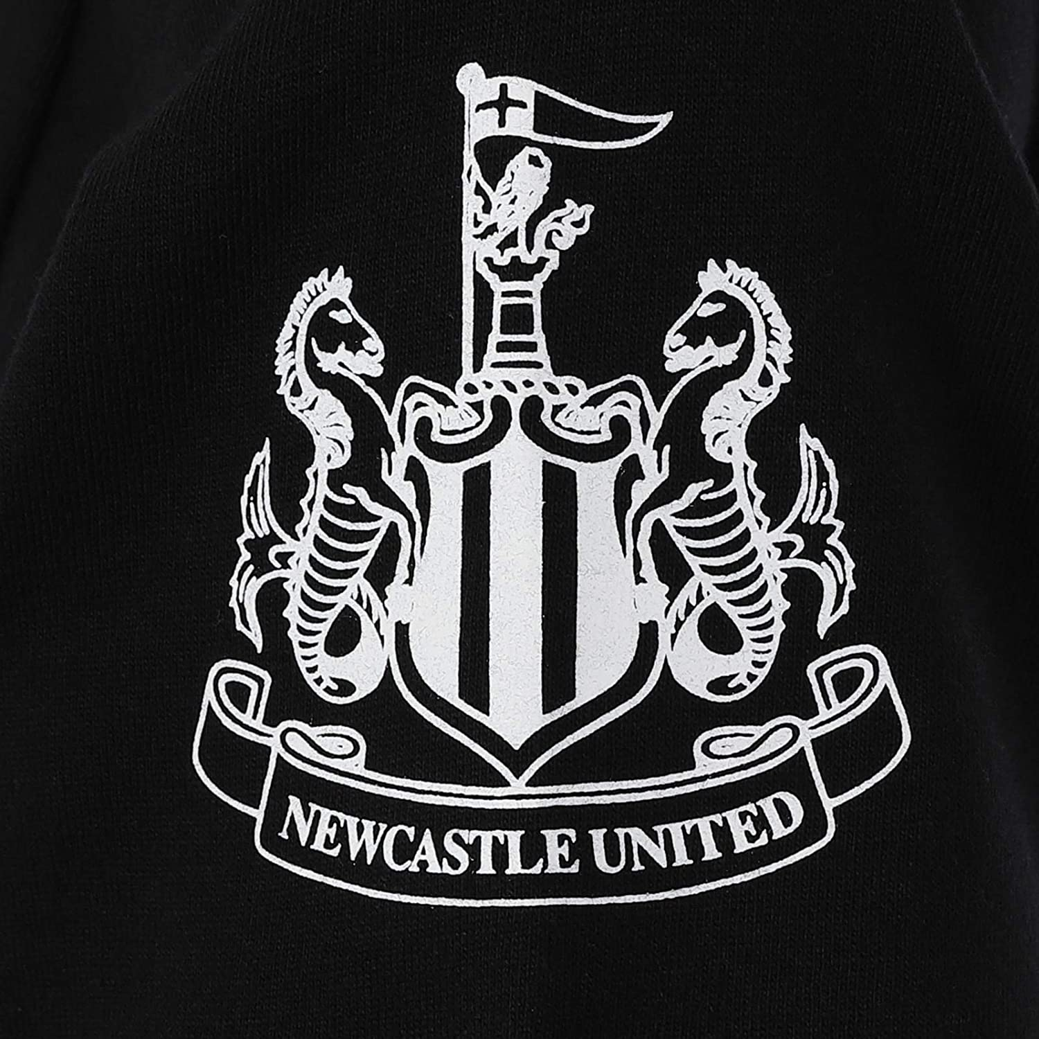 Newcastle United FC Official Football Gift Kids Graphic T-Shirt