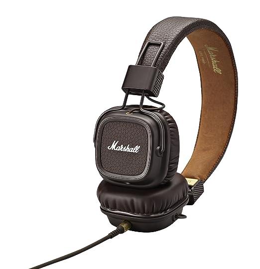 56 opinioni per Marshall Major II 04091112 Cuffie Con Telecomando Marrone/Brown