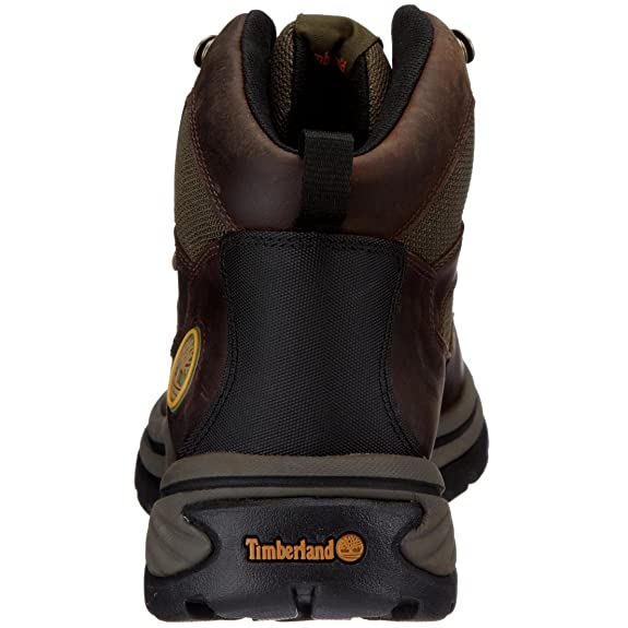 a74fe779fe654 Amazon.com | Timberland Men's Chocorua Trail Gore-tex Mid Hiking Boot  (10.5) Brown/Green | Hiking Boots