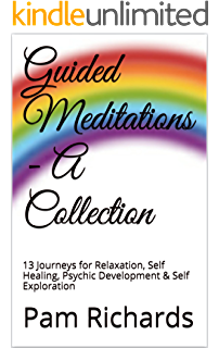 Guided meditation scripts royalty free ebook al bosman amazon guided meditations a collection 13 journeys for relaxation self healing psychic development fandeluxe Choice Image