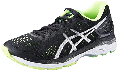fe7a132099c9 ASICS Men s Gel-Kayano 23 Black
