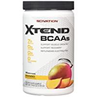 Scivation, Xtend BCAAs, Mango, 30 Servings