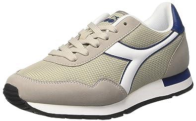 Diadora Shoes Running Sneaker Jogging Men Breeze Paloma Grey 41 Grigio Size 8