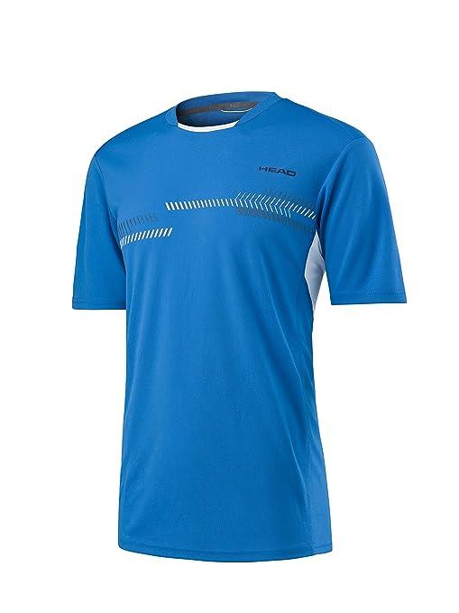 Head Club - Camiseta técnica para Hombre: Amazon.es: Deportes y aire libre