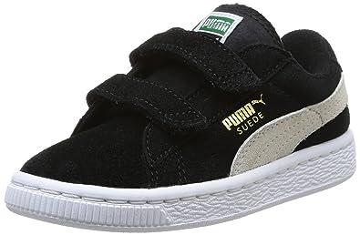 Enfant Basses Baskets 356274 28 blackwhite Mixte Puma Noir Eu EZqIE