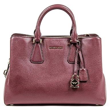 0d6cfa561322 Michael Kors Ladies Camille Large Leather Satchel Handbag: Amazon.co ...