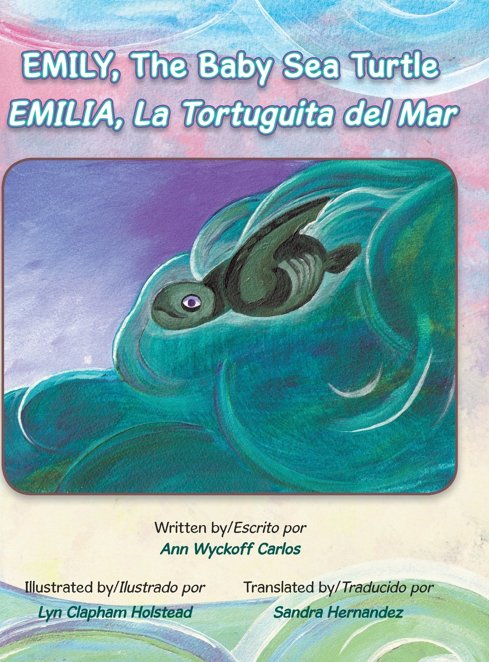 Download Emily, The Baby Sea Turtle pdf