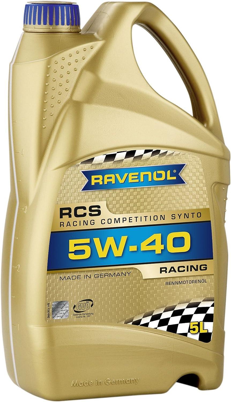 Ravenol Rcs Sae 5w 40 5w40 5 Liter Auto
