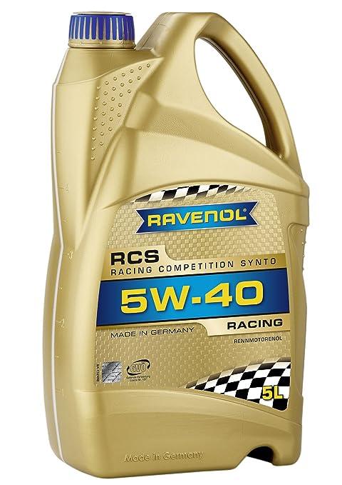 Amazon.com: Ravenol j1 a1711 – 001 SAE 5 W-40 Racing ...
