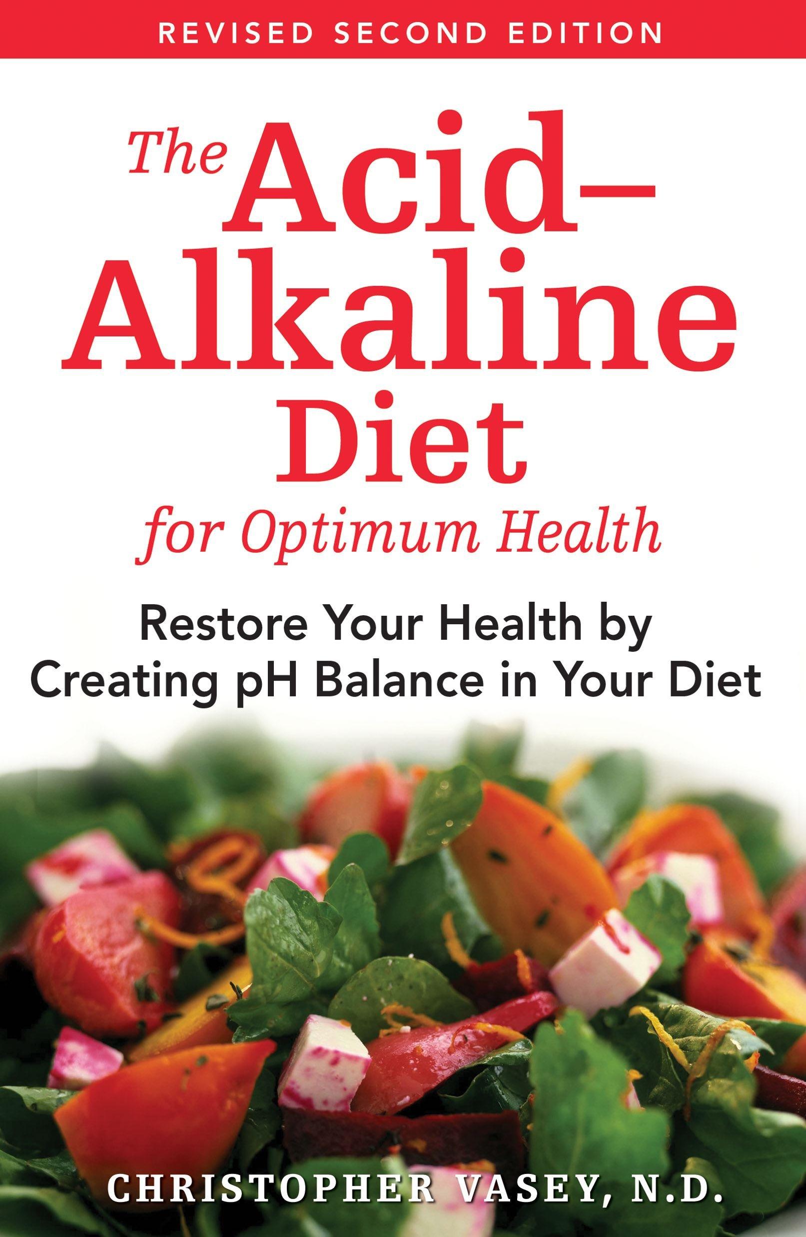 Acid Alkaline Diet Optimum Health Creating product image