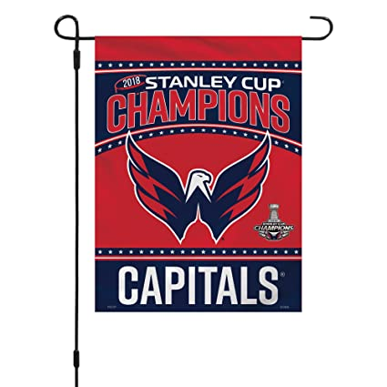 Amazon.com   Fremont Die NHL Washington Capitals 2018 Stanley Cup ... f6b34e298083