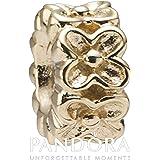 Pandora Damen-Bead 14 Karat (585) Gelbgold  75465