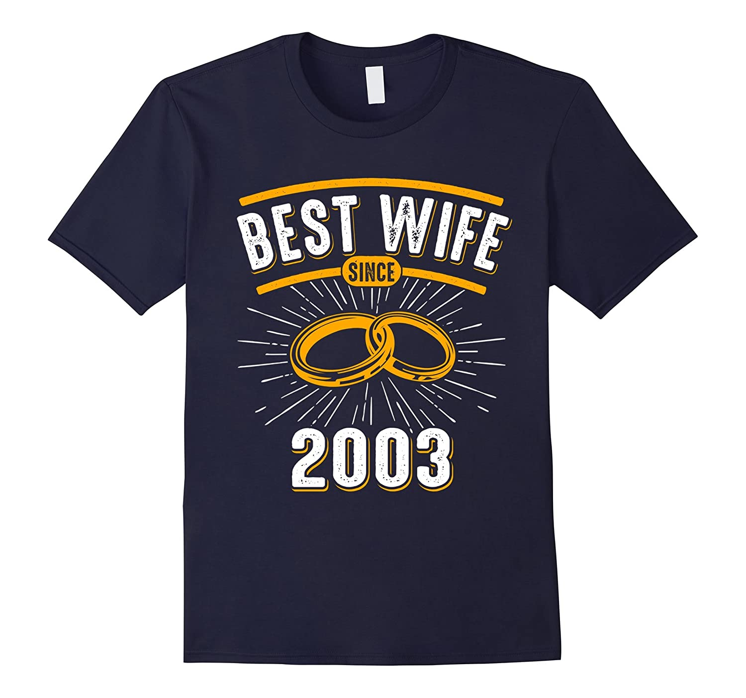 Best Wife Since 2003 14 Years Wedding Anniversary 14th Gifts-PL