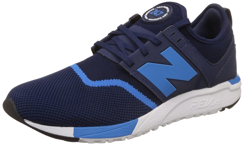 New Balance Herren 247 Classic Mesh Sneaker  43 D EU|Navy/Blue 2
