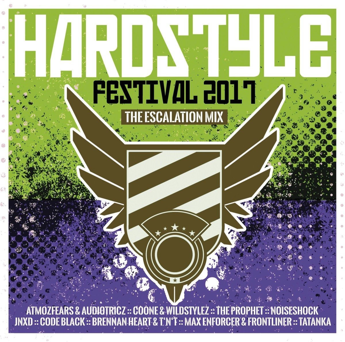 VA - Hardstyle Festival 2017 - The Escalation Mix - (264.0087.2) - 2CD - FLAC - 2017 - WRE Download