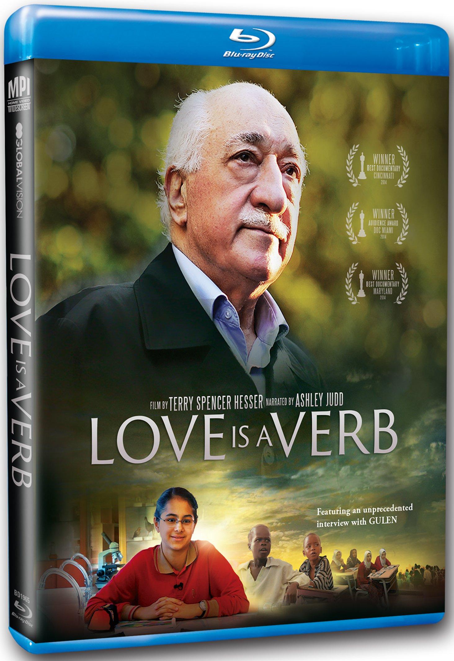 Blu-ray : Love Is A Verb (Blu-ray)