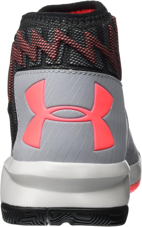 Under Armour UA Rocket 2 Zapatillas de Baloncesto para Hombre