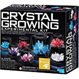 4M 5557 Crystal Growing Science Experimental Kit - Easy DIY Stem Toys Lab Experiment Specimens, A Great Educational Gift for