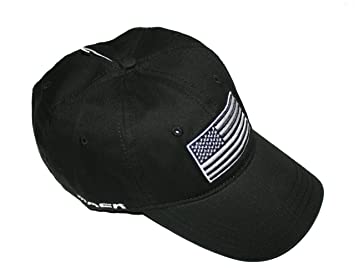 a10f027964f Image Unavailable. Image not available for. Color  Mack Trucks Black  Tactical USA Flag Patch Born Ready Hat
