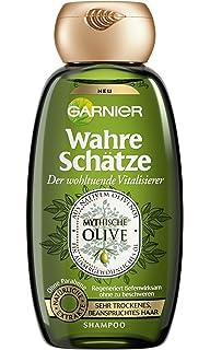 Garnier Wahre Schätze Erfrischendes Shampoo Tonerde Zitrone