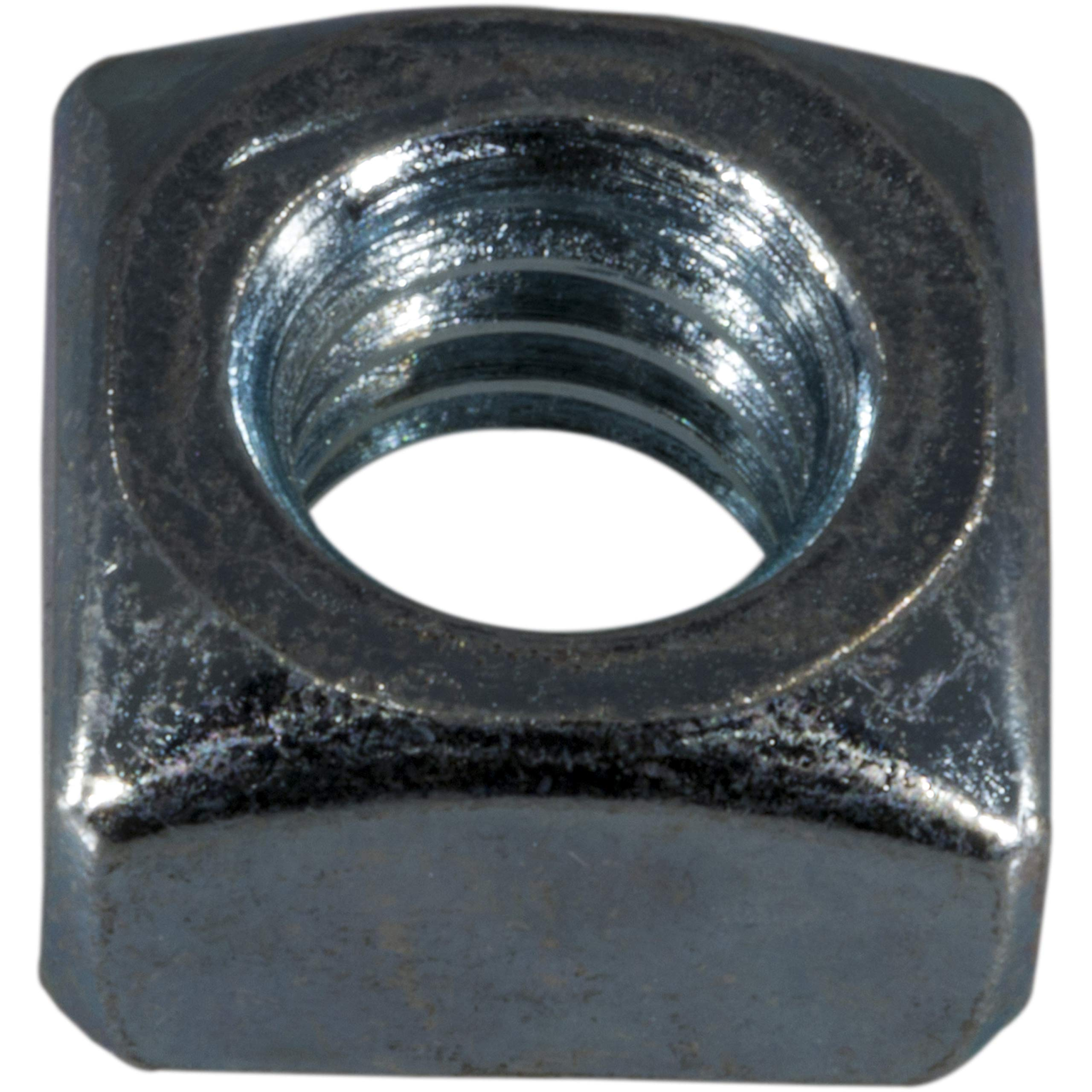 3//8-16 Qty-250 Square Nut 18-8 Stainless Steel