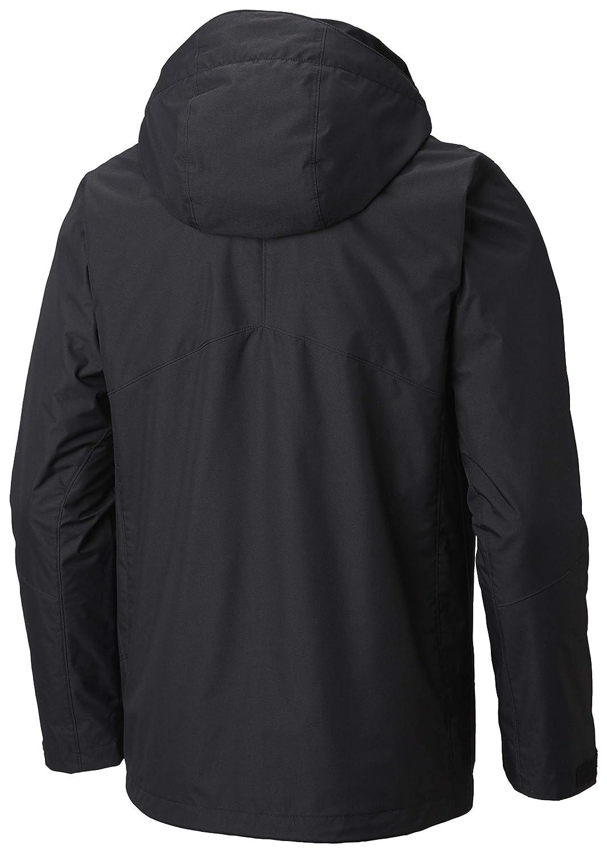 Columbia Bugaboo Ii Fleece Interchange Jacket