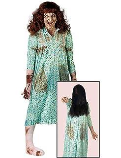 Haunted House - Disfraz de niña exorcista, talla única (Rubies ...