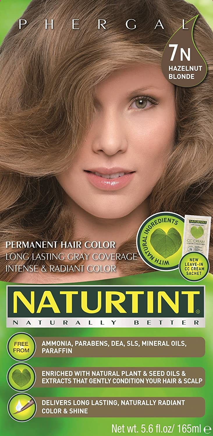 Amazon Naturtint Permanent Hair Color 7n Hazelnut Blonde