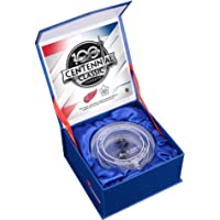 $44 Get 2017 NHL Centennial Classic Detroit Red Wings vs. Toronto Maple Leafs Crystal Puck - Filled With Ice From The 2017 Centennial Classic - Fanatics…